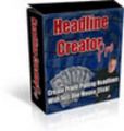 Thumbnail  *New Headline Creator Pro SoftwareWith MRR
