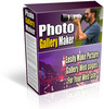 Thumbnail Photo Gallery Maker With MRR