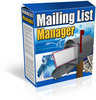 Mailing List Manager With MRR