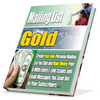 Mailing List Gold With MRR