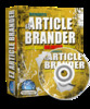 *Hot* EZ Article Brander With MRR
