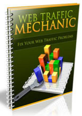 Product picture *New*  Web Traffic Mechanic With MRR