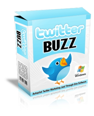 Product picture Twitter Buzz    With MRR