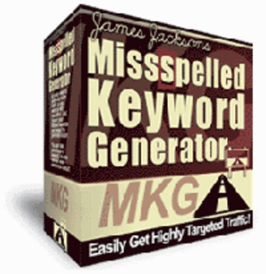 Product picture Misspelled Keyword Generator Easily With MRR