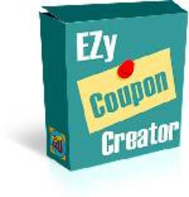 Product picture Ezy Coupon Creator with MRR