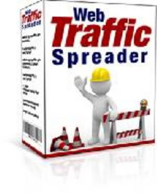 Product picture Web Traffic Spreader  with MRR!