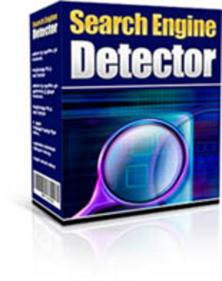 Product picture *New* Search Engine Detector Software With MRR
