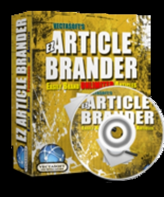 Product picture *Hot* EZ Article Brander With MRR
