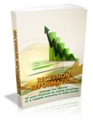 Product picture Recession Reformation with mrr