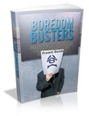 Product picture Boredom Busters with MRR